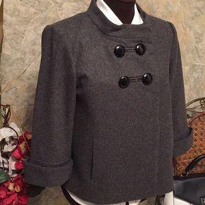Ann Taylor loft 🌹 Hepburn style suit jacket coat